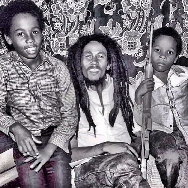Bob Marley Family Members | www.pixshark.com - Images ...
