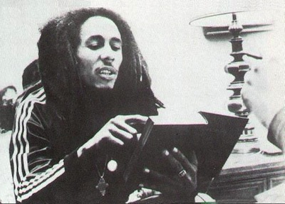 Bob Marley in Africa