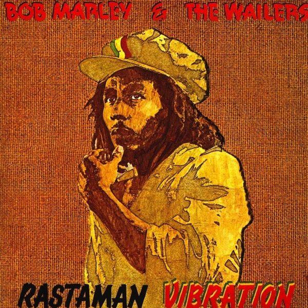 Bob Marley - Rastaman Vibration (1994)