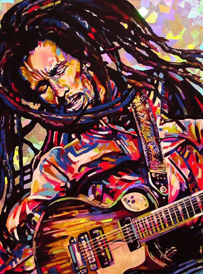 Bob Marley Official Site — Photos — #MarleyFanArt