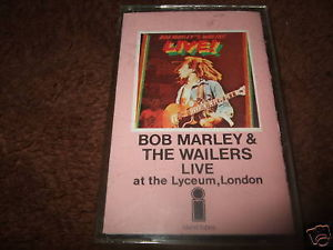Bob Marley Tour Dates 1975 18 July The Lyceum Ballroom