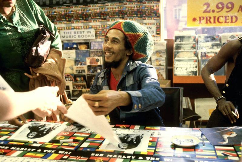 Signing at Tower Records in Los Angeles, CA 1979
