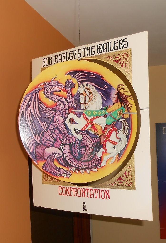 Confrontation Bonus Content Bob Marley