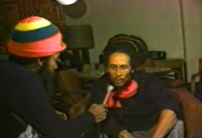 Soundcheck & interview in Ottawa, 1979