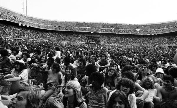 Bobmarley Com Tour History 1980 June 27 San Siro