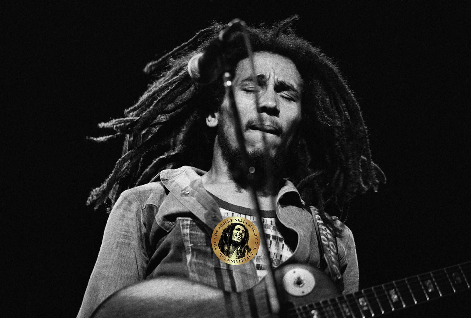 Bob Marley: The Official Site
