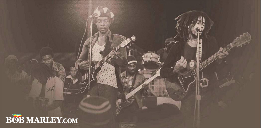 The Wailers Perform one of their last shows together in Jamaica opening for the wailers, 1975