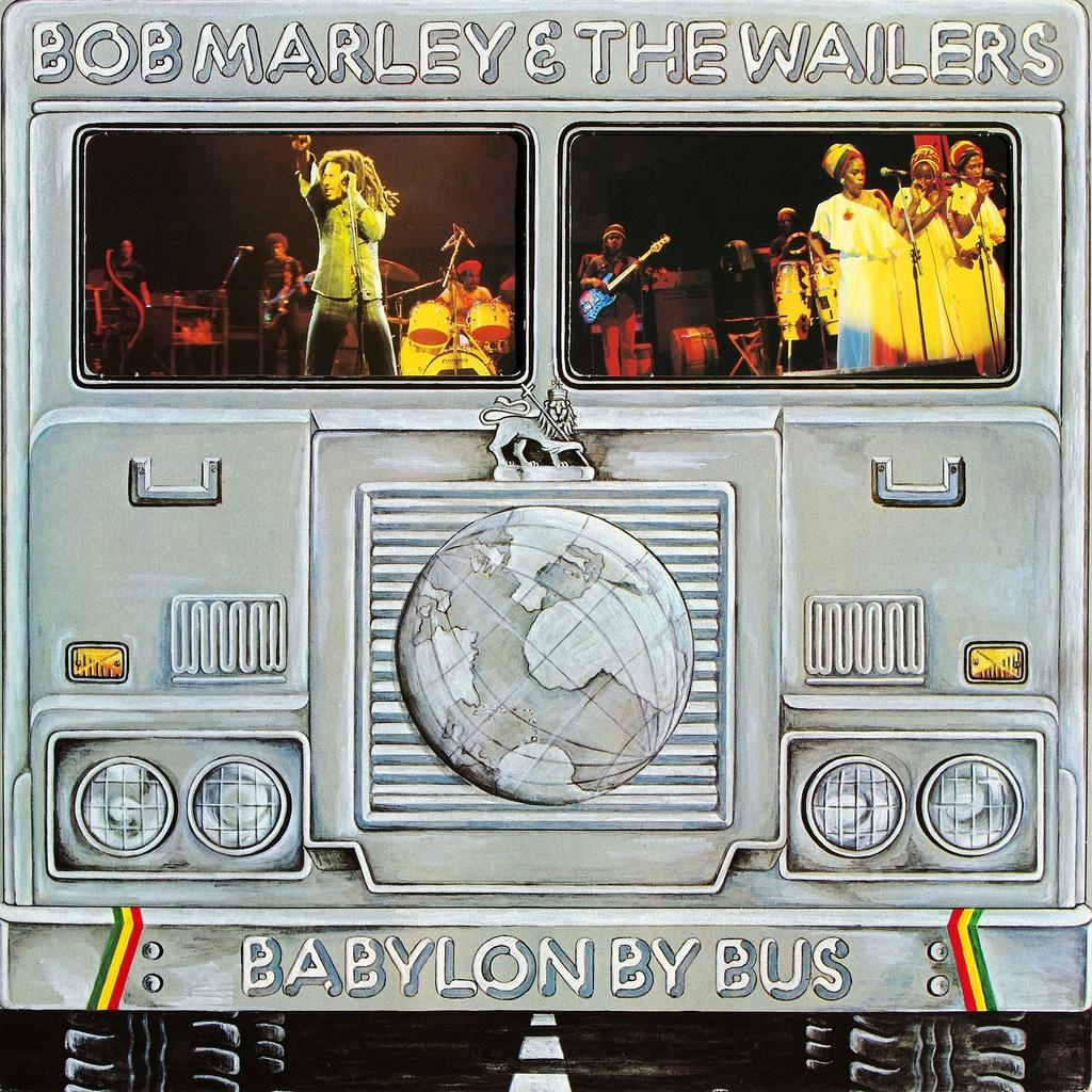 Babylon By Bus album cover