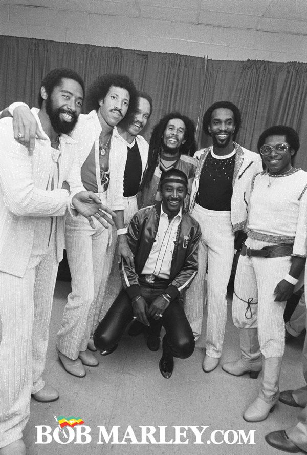 Bob Marley & The Commodores