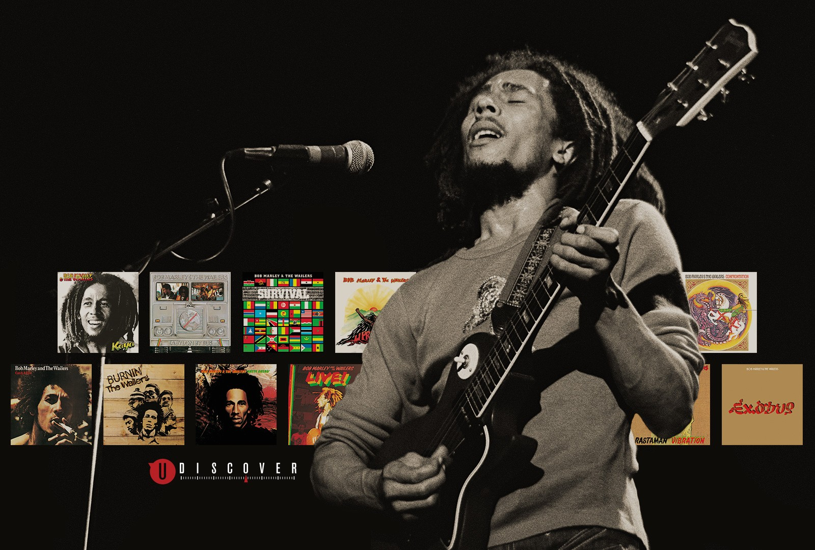 bob marley the official site go behindthemusic learn about the albums that made bob a legend