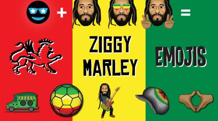 Ziggy Marley Emojis