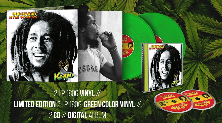 KAYA40 Remixed & Reimagined by Stephen Marley!
