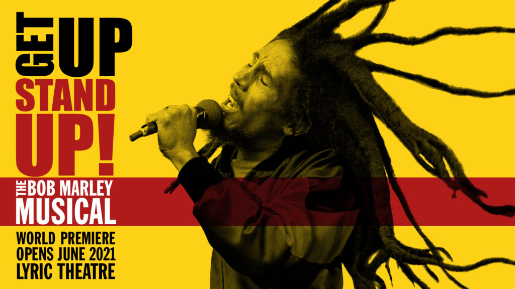 'Get Up Stand Up! The Bob Marley Musical' set for June 2021 launch