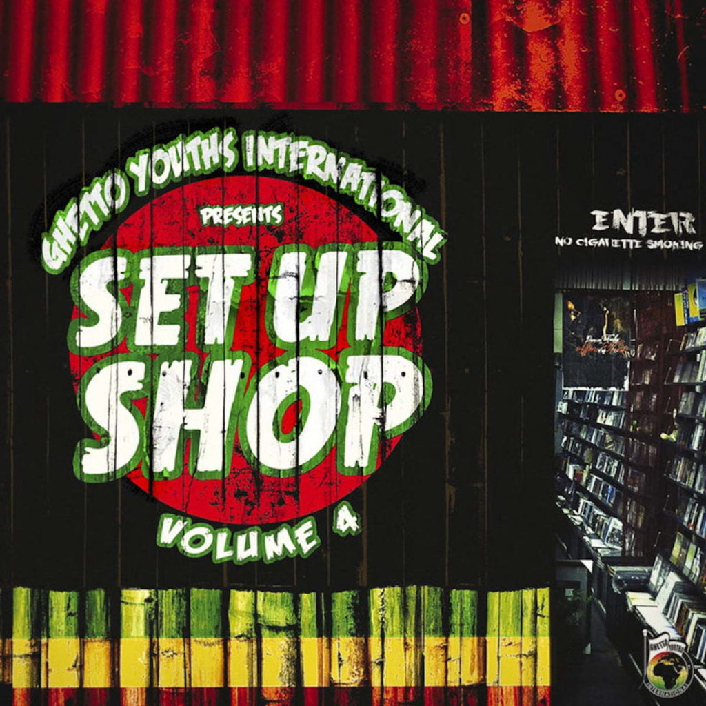Ghetto Youths Int'l to Release 'Set Up Shop, Vol. 4' on December 31