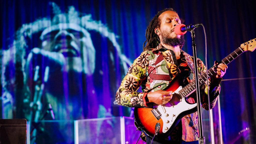 Belly Up Announces Ziggy Marley Livestream