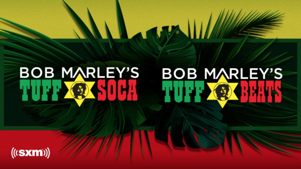 Bob Marley's Tuff Gong Radio brings Soca & African pop music to SiriusXM with two new streaming channels